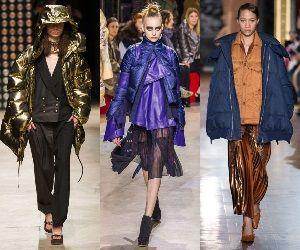 Тенденции при връхната дреха за есента